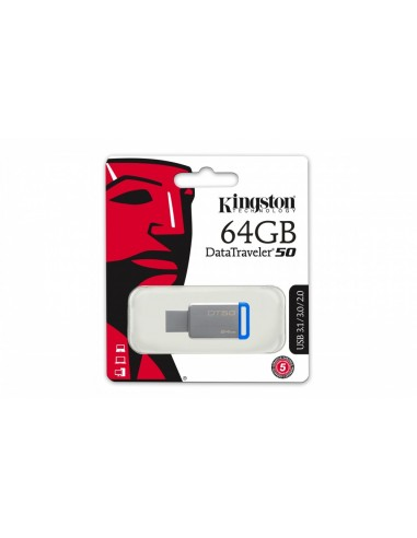 Pendrive Kingston 64GB USB 3.0